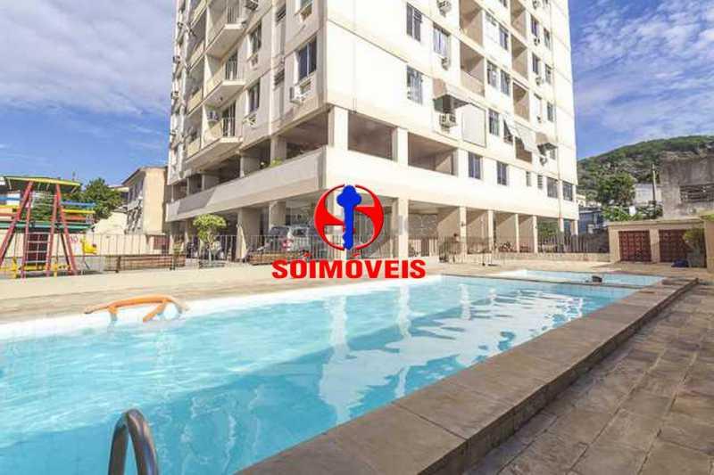 0-pisc - Apartamento 2 quartos à venda Engenho Novo, Rio de Janeiro - R$ 290.000 - TJAP20874 - 1