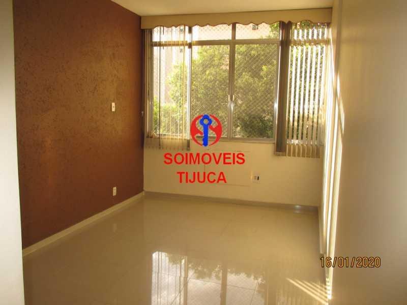 1-sl - Apartamento 3 quartos para venda e aluguel Tijuca, Rio de Janeiro - R$ 575.000 - TJAP30388 - 1