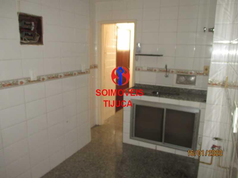 4-coz - Apartamento 3 quartos para venda e aluguel Tijuca, Rio de Janeiro - R$ 575.000 - TJAP30388 - 14