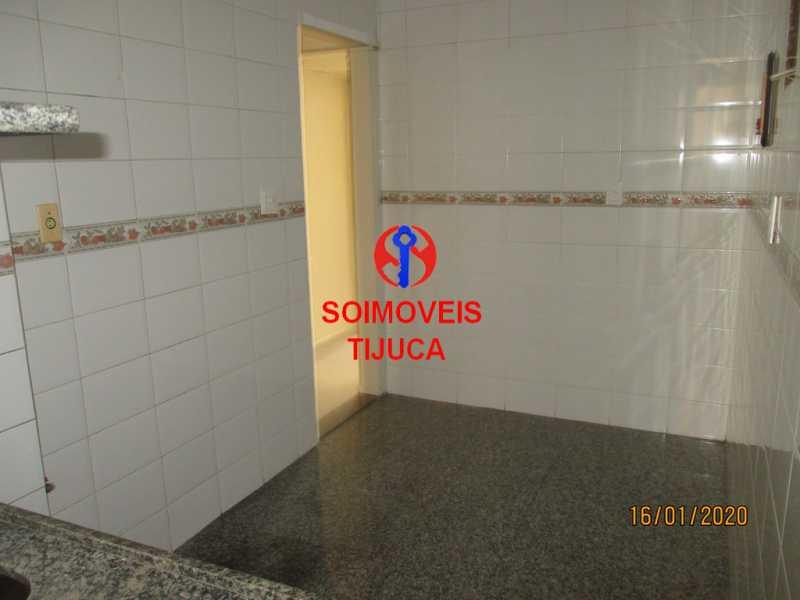 4-coz3 - Apartamento 3 quartos para venda e aluguel Tijuca, Rio de Janeiro - R$ 575.000 - TJAP30388 - 16