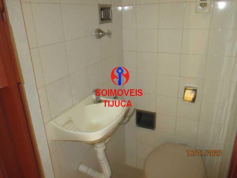 5-bhem - Apartamento 3 quartos para venda e aluguel Tijuca, Rio de Janeiro - R$ 575.000 - TJAP30388 - 18