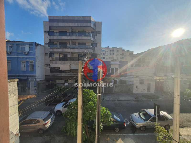 VISTA SALA - Apartamento 2 quartos à venda Vila Isabel, Rio de Janeiro - R$ 340.000 - TJAP20891 - 1