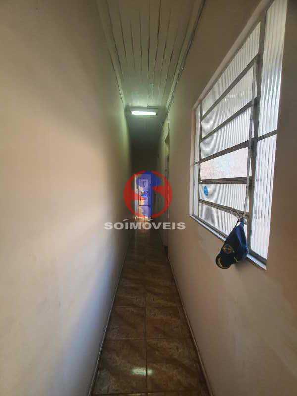 CORREDOR - Apartamento 2 quartos à venda Vila Isabel, Rio de Janeiro - R$ 340.000 - TJAP20891 - 6