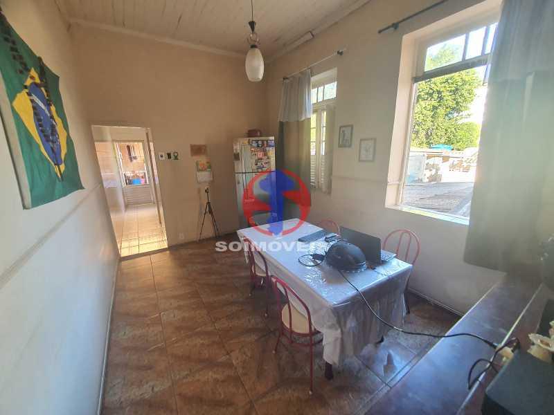 SALA DE JANTAR - Apartamento 2 quartos à venda Vila Isabel, Rio de Janeiro - R$ 340.000 - TJAP20891 - 9