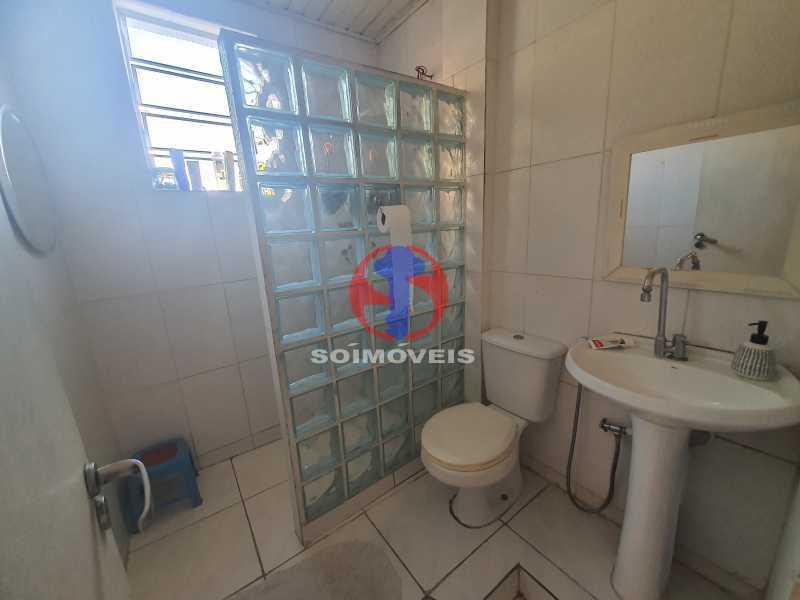 BANHEIRO SOCIAL - Apartamento 2 quartos à venda Vila Isabel, Rio de Janeiro - R$ 340.000 - TJAP20891 - 11