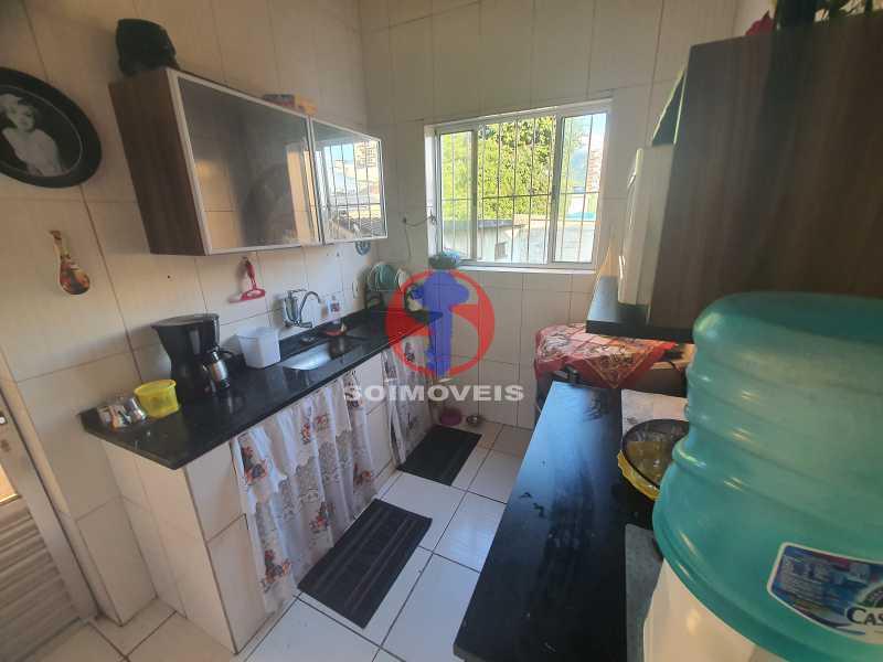 COZINHA - Apartamento 2 quartos à venda Vila Isabel, Rio de Janeiro - R$ 340.000 - TJAP20891 - 12