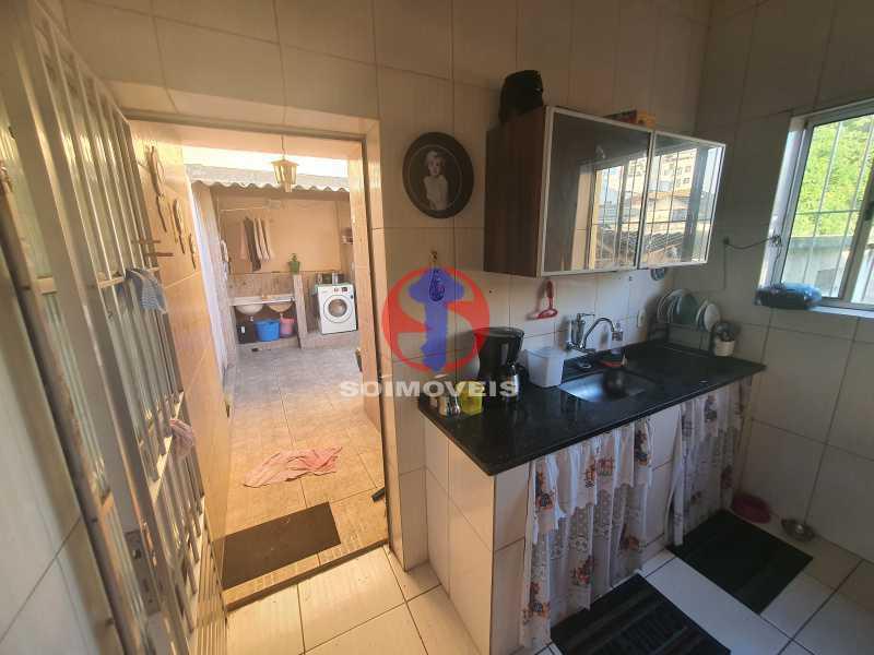 COZINHA - Apartamento 2 quartos à venda Vila Isabel, Rio de Janeiro - R$ 340.000 - TJAP20891 - 14