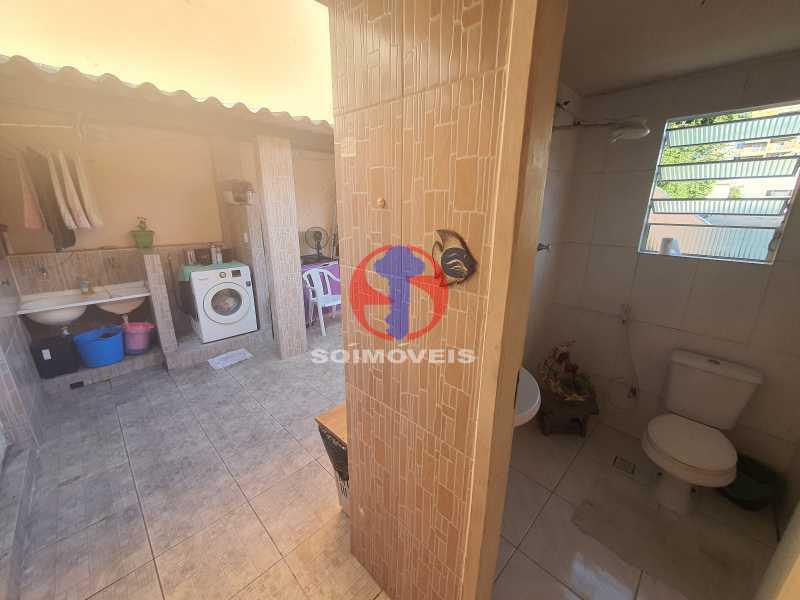 ÁREA EXTERNA - Apartamento 2 quartos à venda Vila Isabel, Rio de Janeiro - R$ 340.000 - TJAP20891 - 15