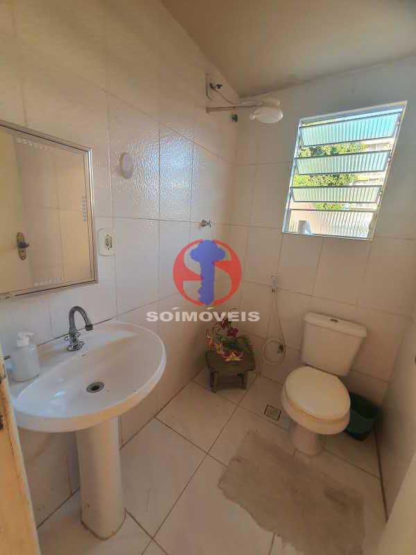 BANHEIRO DE SERVIÇO - Apartamento 2 quartos à venda Vila Isabel, Rio de Janeiro - R$ 340.000 - TJAP20891 - 16