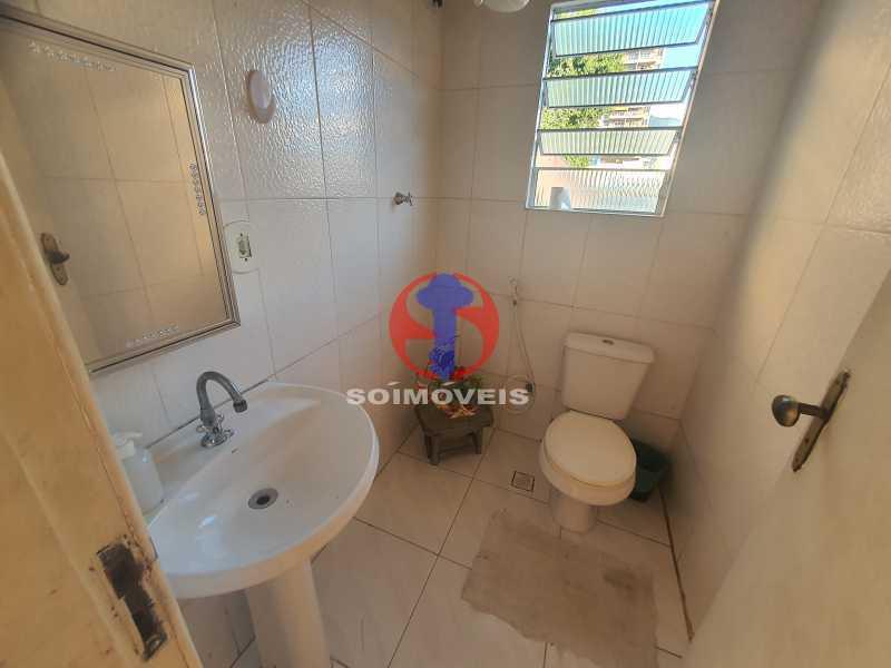 BANHEIRO DE SERVIÇO - Apartamento 2 quartos à venda Vila Isabel, Rio de Janeiro - R$ 340.000 - TJAP20891 - 17