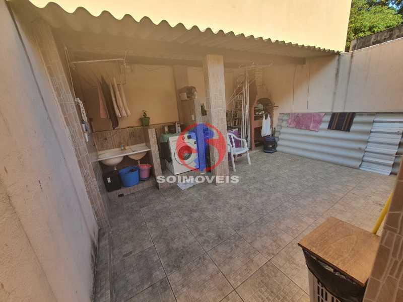 ÁREA EXTERNA - Apartamento 2 quartos à venda Vila Isabel, Rio de Janeiro - R$ 340.000 - TJAP20891 - 18