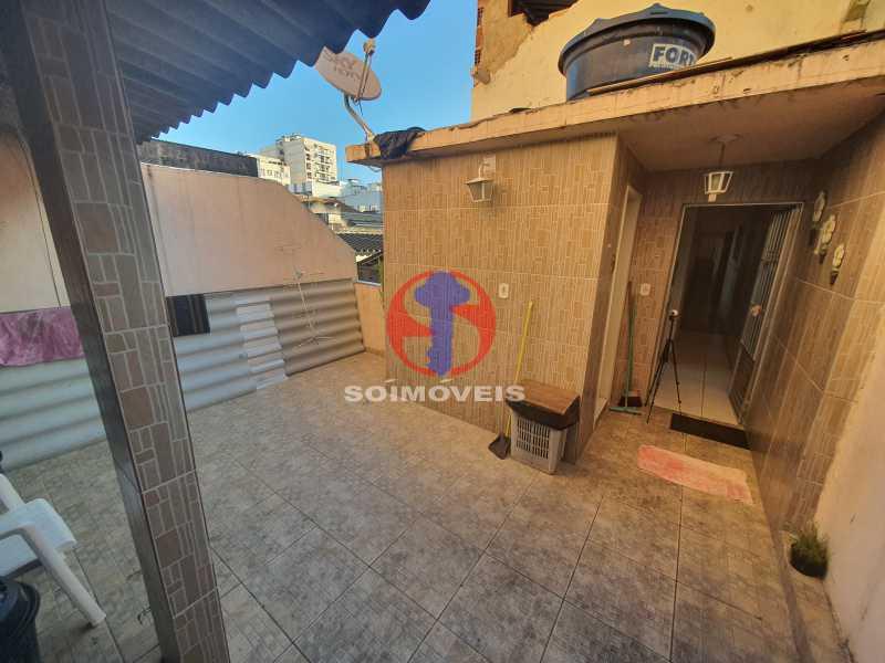 ÁREA EXTERNA - Apartamento 2 quartos à venda Vila Isabel, Rio de Janeiro - R$ 340.000 - TJAP20891 - 19