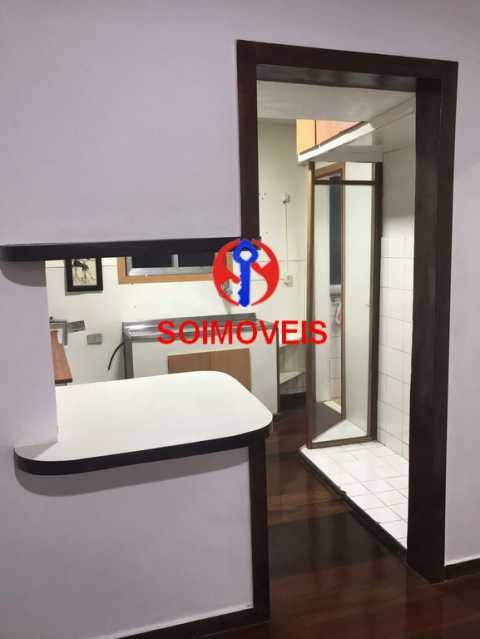 CZ - Apartamento 2 quartos à venda Alto da Boa Vista, Rio de Janeiro - R$ 432.000 - TJAP20893 - 23