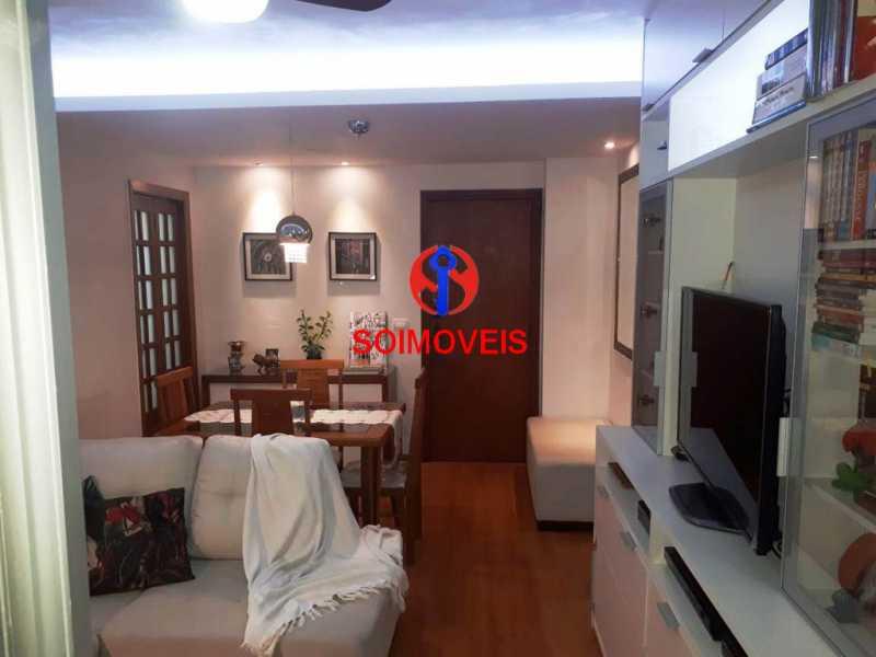 sl - Apartamento 2 quartos à venda Riachuelo, Rio de Janeiro - R$ 210.000 - TJAP20896 - 4