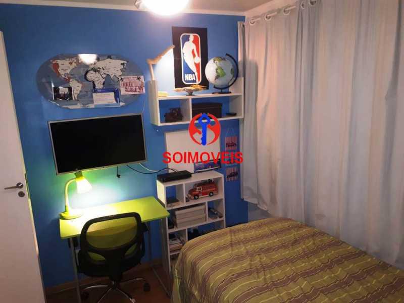 qt - Apartamento 2 quartos à venda Riachuelo, Rio de Janeiro - R$ 210.000 - TJAP20896 - 9