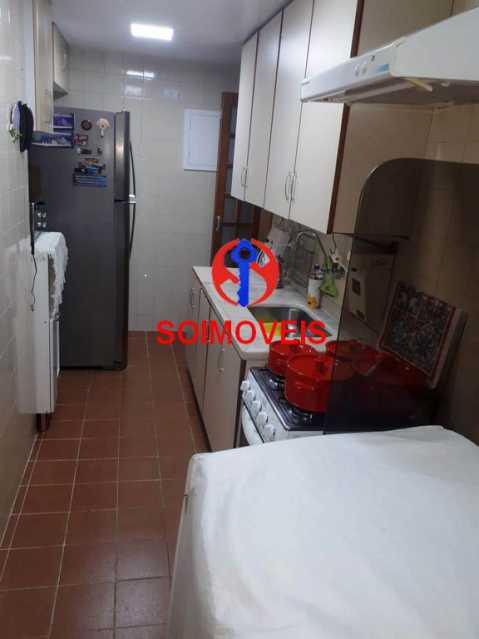 cz - Apartamento 2 quartos à venda Riachuelo, Rio de Janeiro - R$ 210.000 - TJAP20896 - 16
