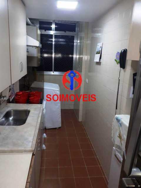 cz - Apartamento 2 quartos à venda Riachuelo, Rio de Janeiro - R$ 210.000 - TJAP20896 - 15