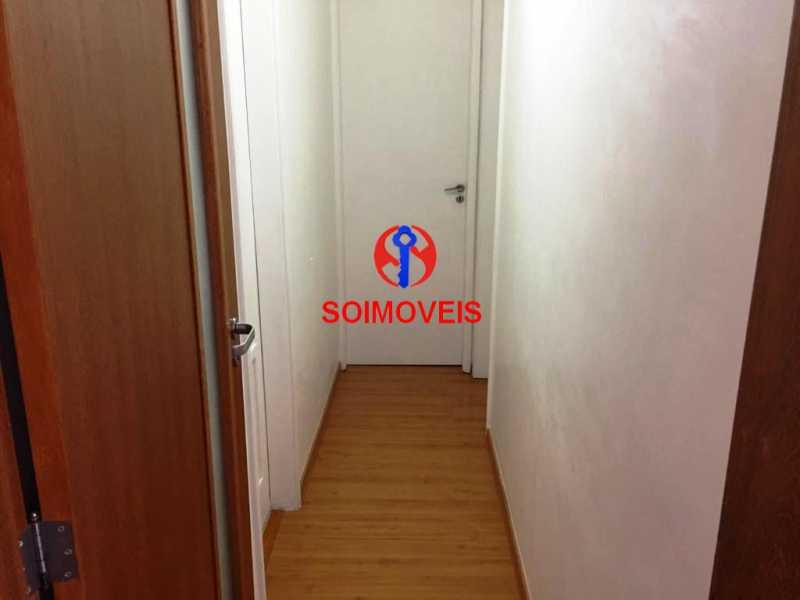circ - Apartamento 2 quartos à venda Riachuelo, Rio de Janeiro - R$ 210.000 - TJAP20896 - 5