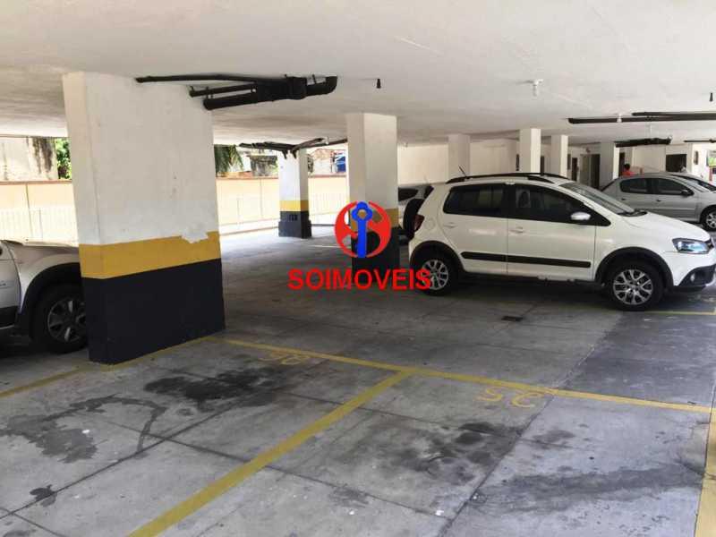 gar - Apartamento 2 quartos à venda Riachuelo, Rio de Janeiro - R$ 210.000 - TJAP20896 - 20
