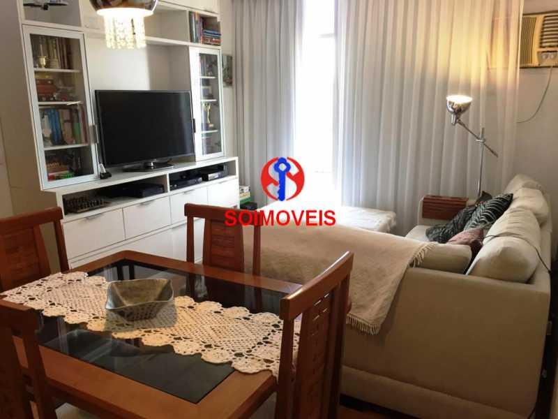sl - Apartamento 2 quartos à venda Riachuelo, Rio de Janeiro - R$ 210.000 - TJAP20896 - 3