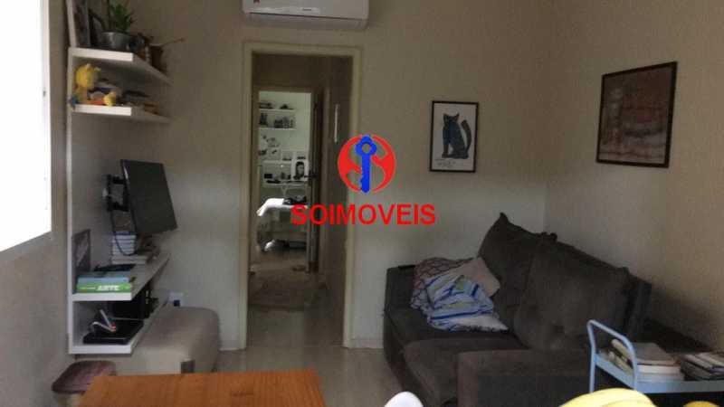 sl - Apartamento 2 quartos à venda Tijuca, Rio de Janeiro - R$ 340.000 - TJAP20902 - 1
