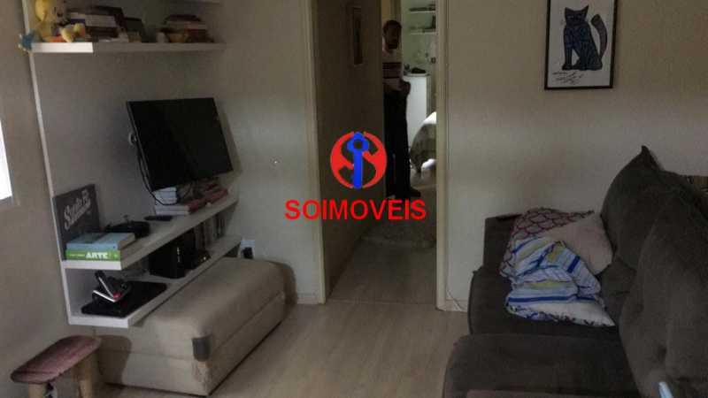 sl - Apartamento 2 quartos à venda Tijuca, Rio de Janeiro - R$ 340.000 - TJAP20902 - 3