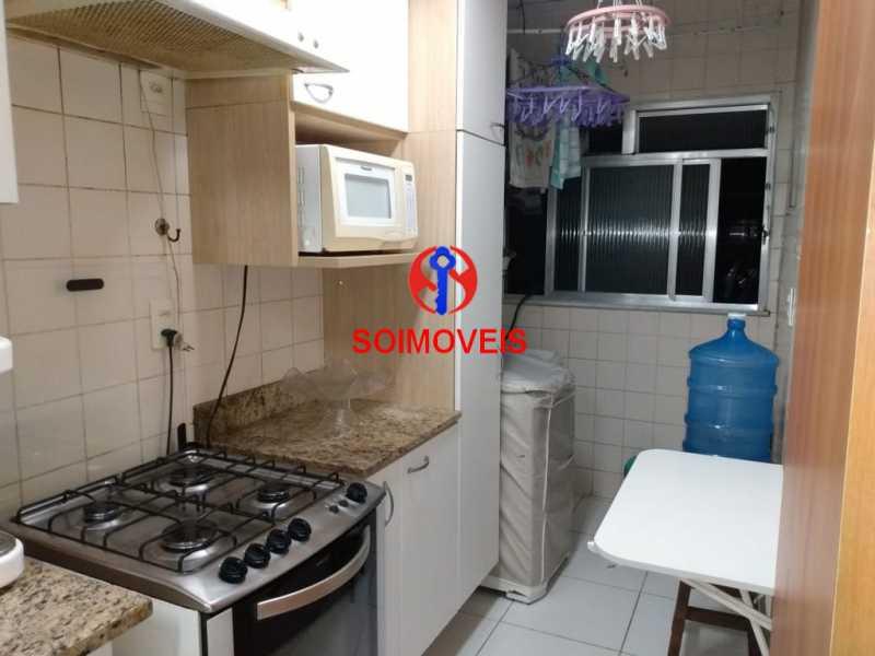 cz - Apartamento 3 quartos à venda Lins de Vasconcelos, Rio de Janeiro - R$ 270.000 - TJAP30393 - 21