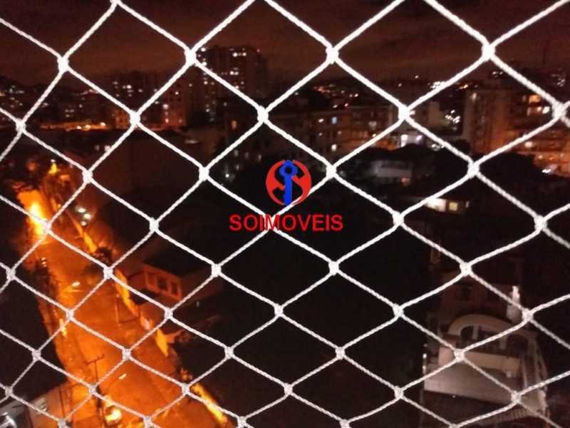 vis - Apartamento 3 quartos à venda Lins de Vasconcelos, Rio de Janeiro - R$ 270.000 - TJAP30393 - 23