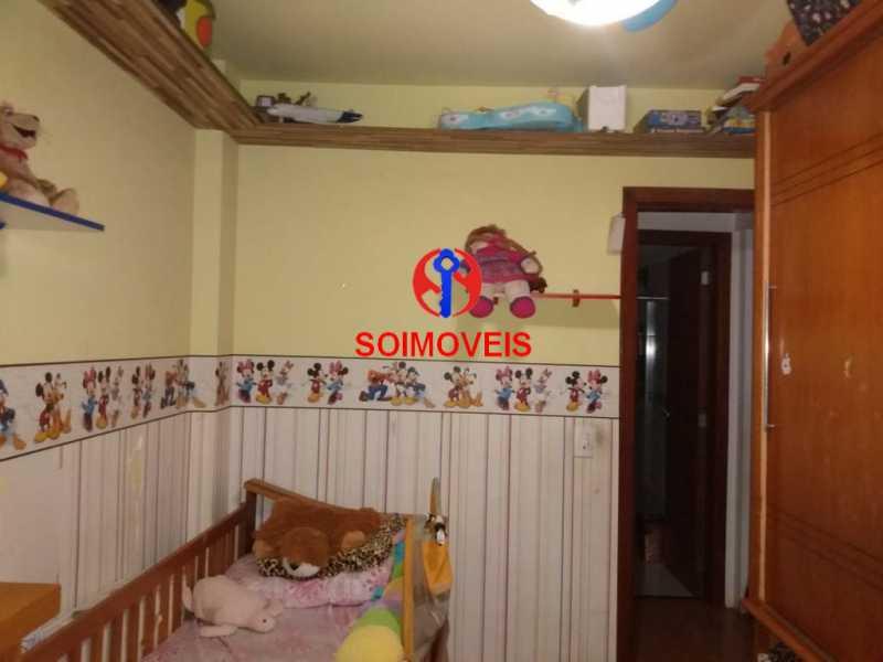 qt - Apartamento 3 quartos à venda Lins de Vasconcelos, Rio de Janeiro - R$ 270.000 - TJAP30393 - 14