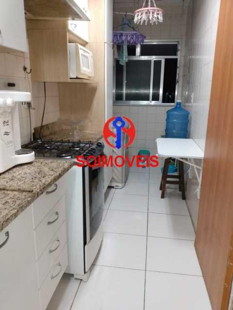 cz - Apartamento 3 quartos à venda Lins de Vasconcelos, Rio de Janeiro - R$ 270.000 - TJAP30393 - 20