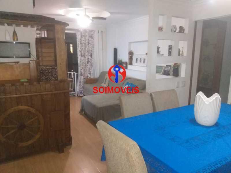 sl - Apartamento 3 quartos à venda Lins de Vasconcelos, Rio de Janeiro - R$ 270.000 - TJAP30393 - 1