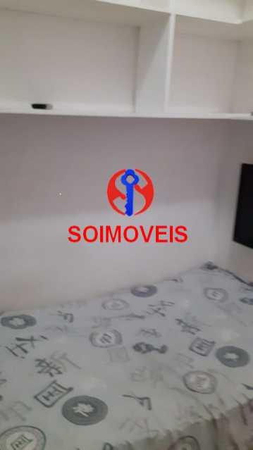 qt - Apartamento 2 quartos à venda Maracanã, Rio de Janeiro - R$ 450.000 - TJAP20905 - 3