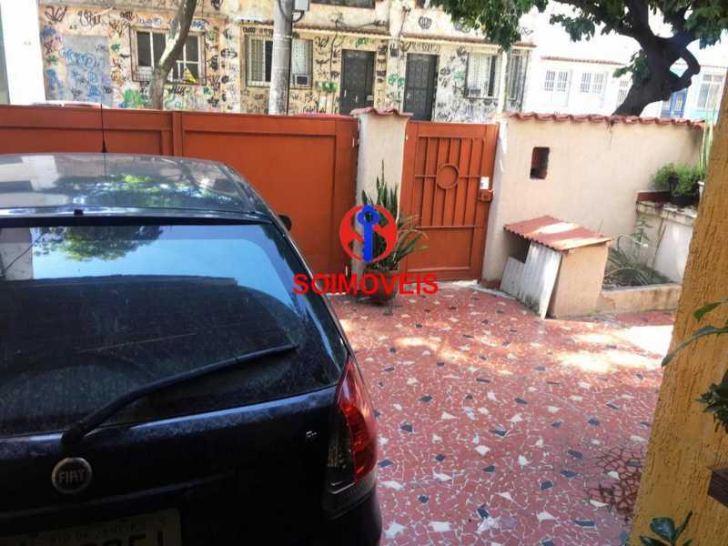 ent - Casa 2 quartos à venda Vila Isabel, Rio de Janeiro - R$ 515.000 - TJCA20037 - 3