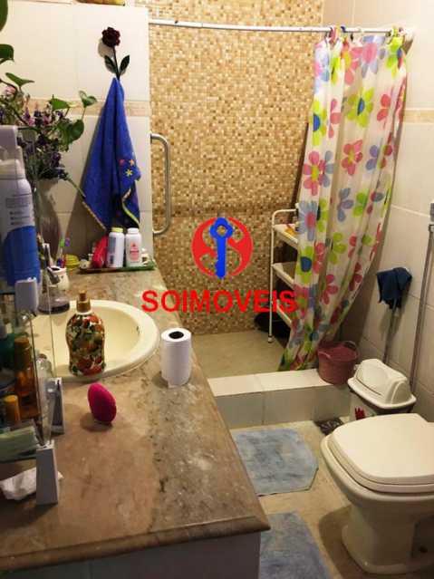 bh - Casa 2 quartos à venda Vila Isabel, Rio de Janeiro - R$ 515.000 - TJCA20037 - 11