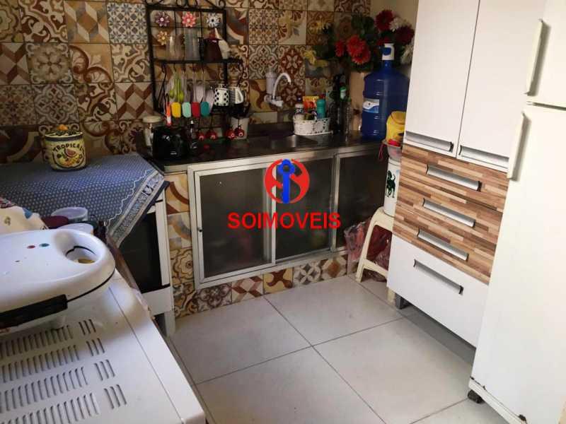 cz - Casa 2 quartos à venda Vila Isabel, Rio de Janeiro - R$ 515.000 - TJCA20037 - 12