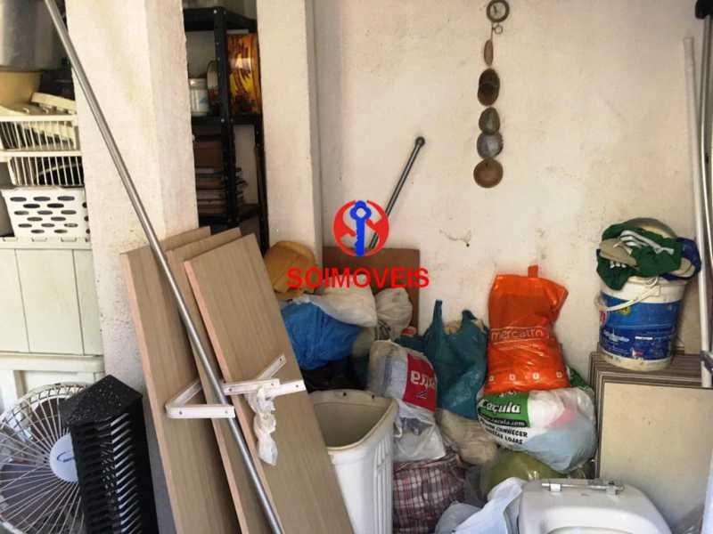 dep - Casa 2 quartos à venda Vila Isabel, Rio de Janeiro - R$ 515.000 - TJCA20037 - 16