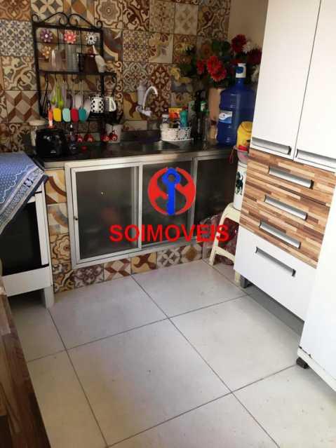 cz - Casa 2 quartos à venda Vila Isabel, Rio de Janeiro - R$ 515.000 - TJCA20037 - 13