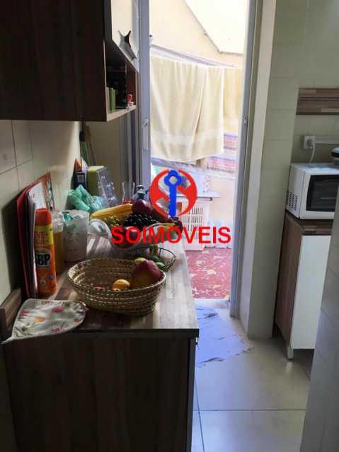 cz - Casa 2 quartos à venda Vila Isabel, Rio de Janeiro - R$ 515.000 - TJCA20037 - 14