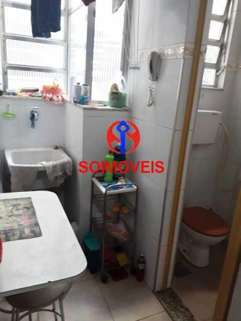 AR - Apartamento 2 quartos à venda Andaraí, Rio de Janeiro - R$ 400.000 - TJAP20909 - 21