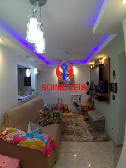 SL - Apartamento 2 quartos à venda Lins de Vasconcelos, Rio de Janeiro - R$ 235.000 - TJAP20910 - 4