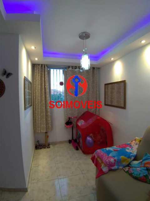 SL - Apartamento 2 quartos à venda Lins de Vasconcelos, Rio de Janeiro - R$ 235.000 - TJAP20910 - 1