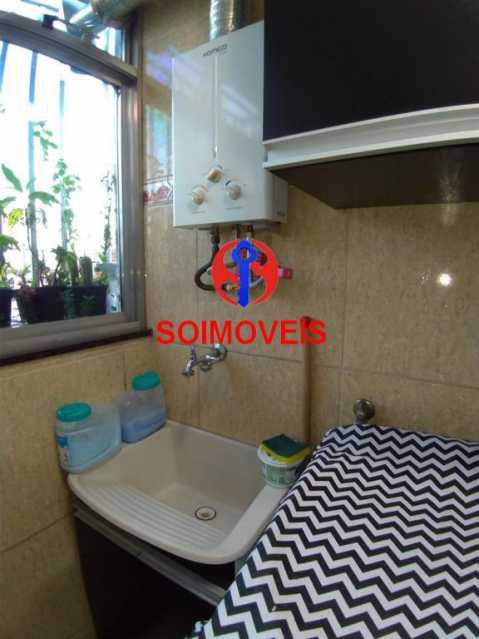 AR - Apartamento 2 quartos à venda Lins de Vasconcelos, Rio de Janeiro - R$ 235.000 - TJAP20910 - 20