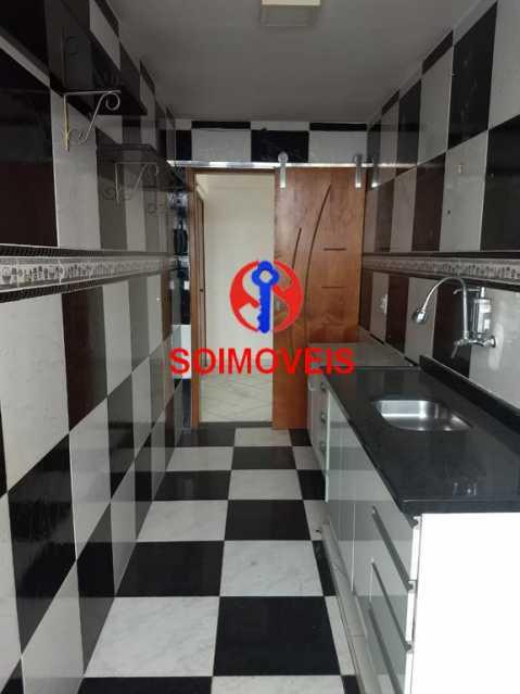 cz - Apartamento 2 quartos à venda Todos os Santos, Rio de Janeiro - R$ 220.000 - TJAP20916 - 23