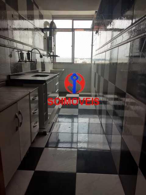 cz - Apartamento 2 quartos à venda Todos os Santos, Rio de Janeiro - R$ 220.000 - TJAP20916 - 22