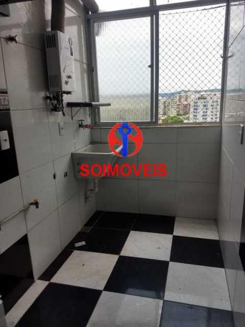 ar - Apartamento 2 quartos à venda Todos os Santos, Rio de Janeiro - R$ 220.000 - TJAP20916 - 25