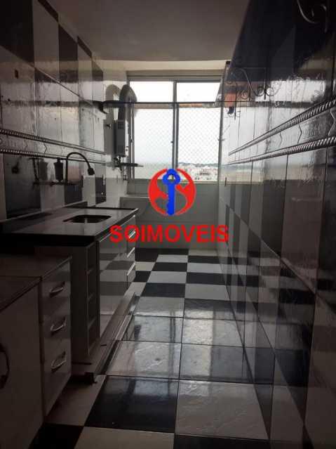 cz - Apartamento 2 quartos à venda Todos os Santos, Rio de Janeiro - R$ 220.000 - TJAP20916 - 21