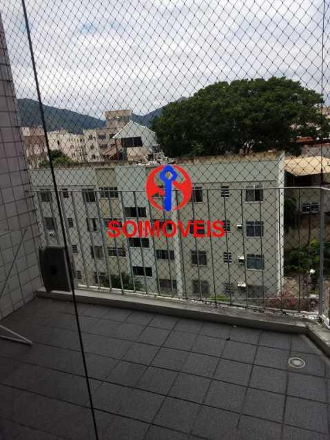 var - Apartamento 2 quartos à venda Todos os Santos, Rio de Janeiro - R$ 220.000 - TJAP20916 - 6
