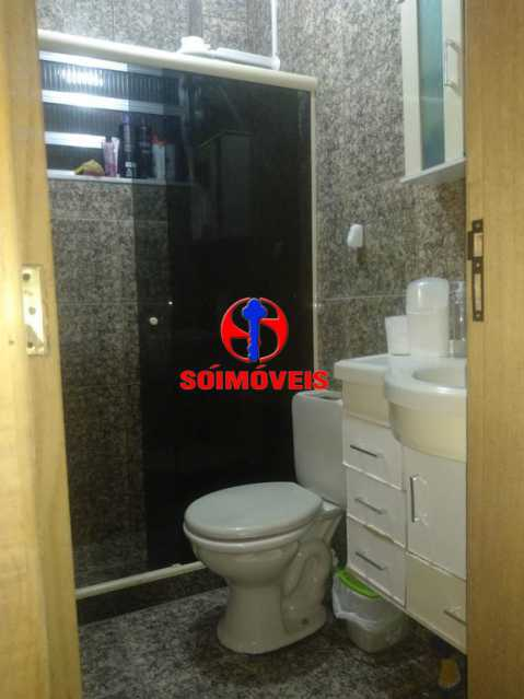 BANHEIRO - Apartamento 3 quartos à venda Cachambi, Rio de Janeiro - R$ 190.000 - TJAP30415 - 8