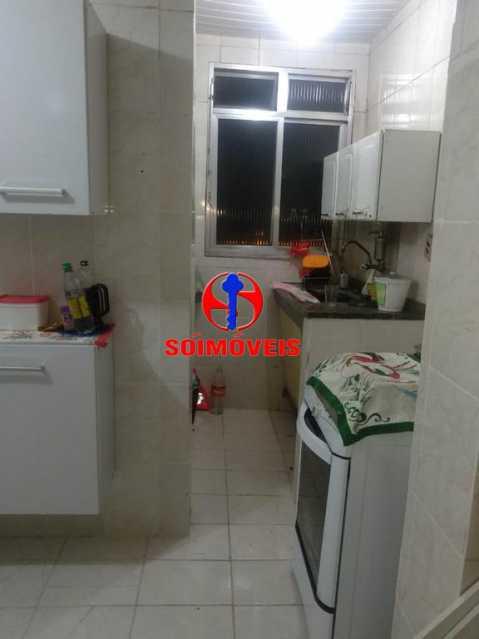 COZINHA - Apartamento 3 quartos à venda Cachambi, Rio de Janeiro - R$ 190.000 - TJAP30415 - 5