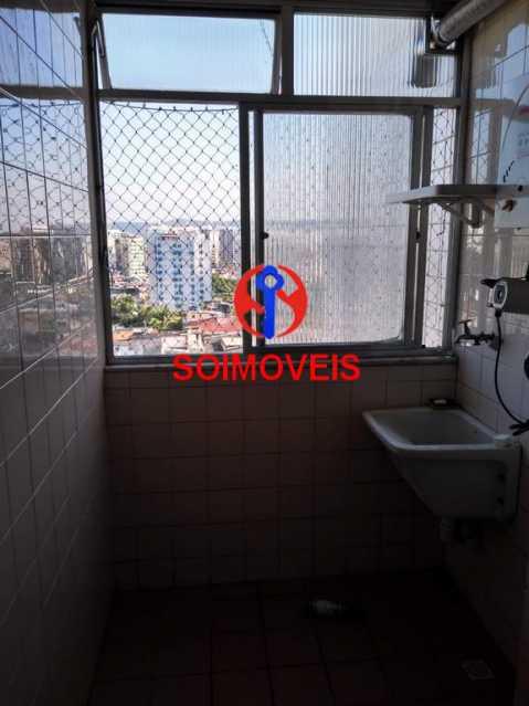 ar - Apartamento 2 quartos à venda Todos os Santos, Rio de Janeiro - R$ 235.000 - TJAP20918 - 22